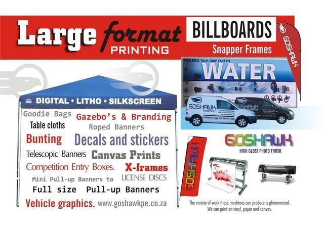 Posters vinyl decals pvc banners canvas prints photo gloss finish contravision for windows signage magnetics transfers reflective and sandblast are